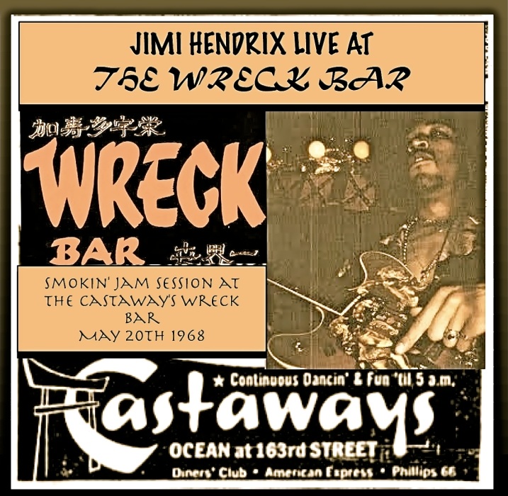 JIMI HENDRIX AND CASTAWAYS