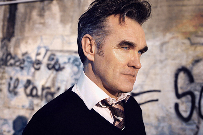 D 61408-21    Morrissey.  OBLIGATORY CREDIT - CAMERA PRESS / Perou. SPECIAL PRICE APPLIES - CONSULT CAMERA PRESS OR ITS LOCAL AGENT.  British singer/songwriter Morrissey pictured in Rome, Italy.